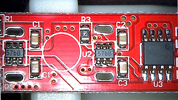 Charger C charging circuit