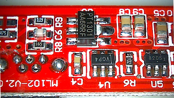 Charger C boost converter