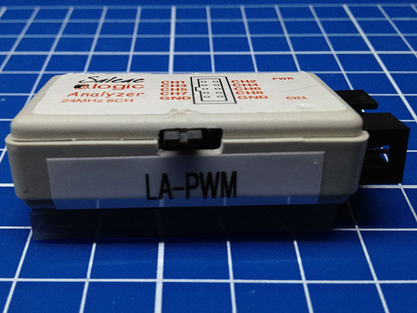 Finished LA/PWM box