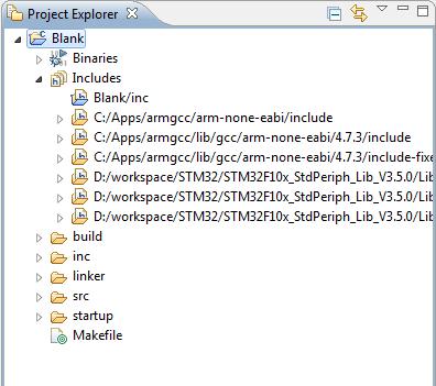 Opensource STM32 development