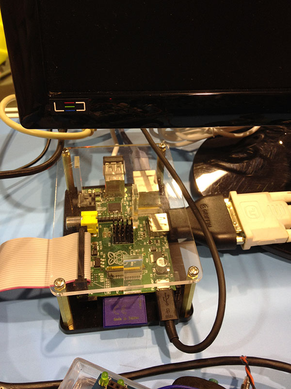 Raspberry Pi casing by 3DGadgets