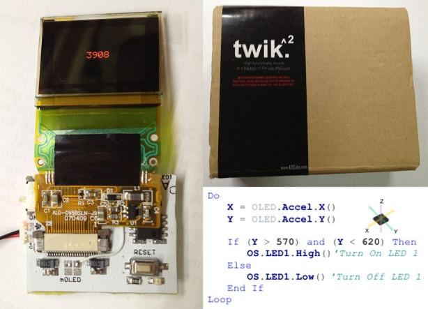 twik^2 dev board