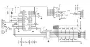 USBEE AX (clone) schematic