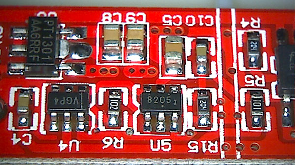 Charger C protection circuit
